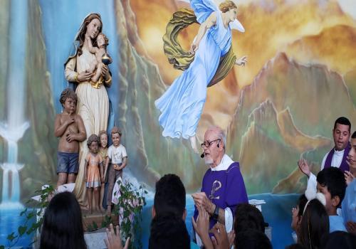 Aniversário Padre José Sometti